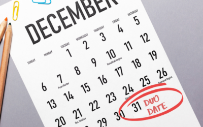 December 31st Announced as the Deadline for all Faculty to be Duo Enrolled